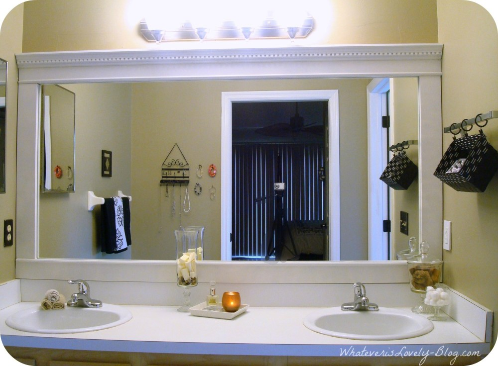 Brushed Nickel Bathroom Mirrors At Lowes