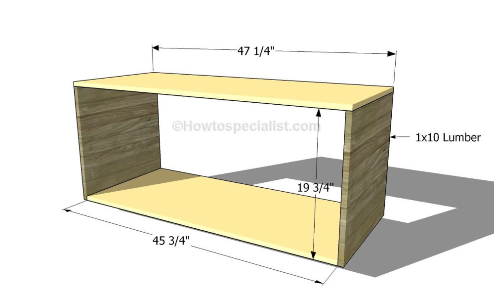 Build Tv Stand Plans