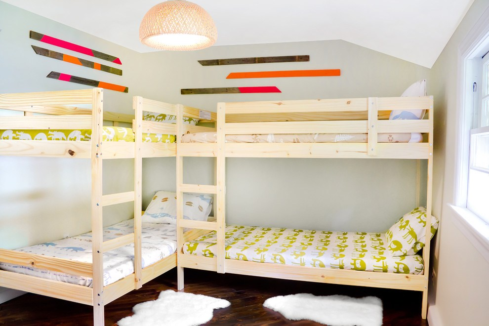 Bunk Bed Decorating Ideas Kids