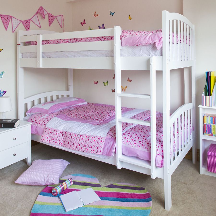 Bunk Bed For Kids Girls
