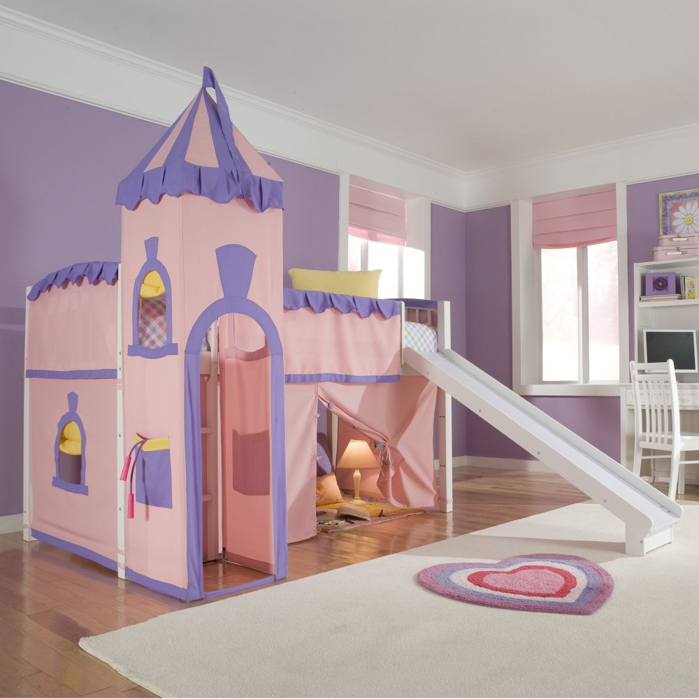 Bunk Beds For Kids Girls