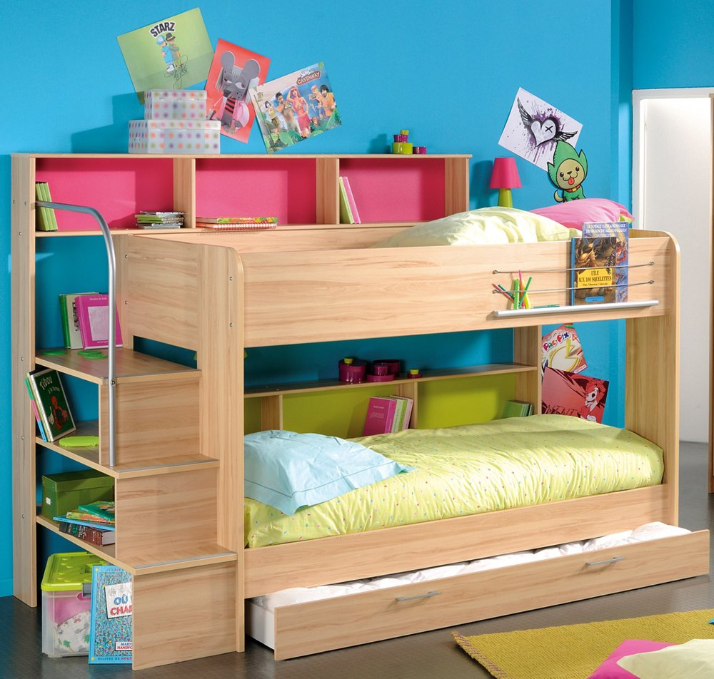 Bunk Beds For Kids Ideas