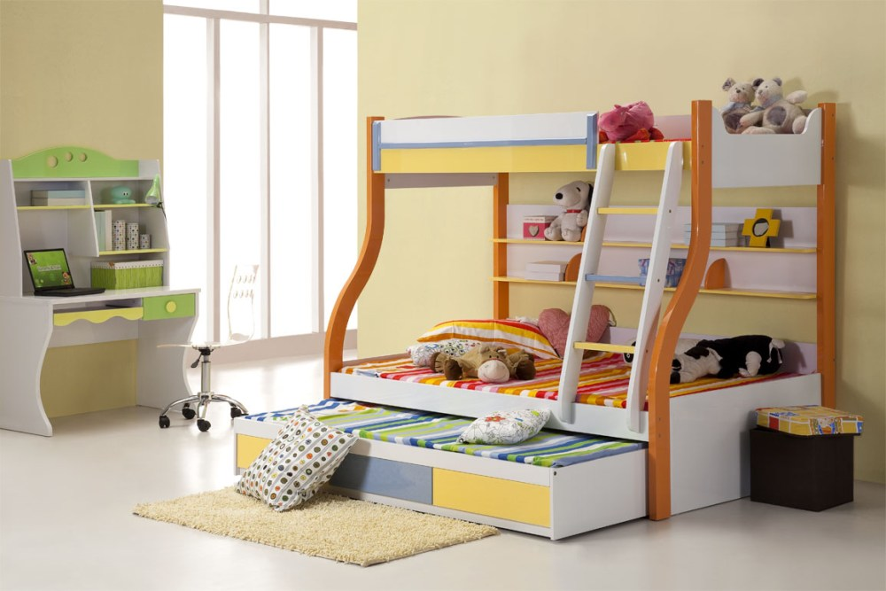 Bunk Beds For Little Kids