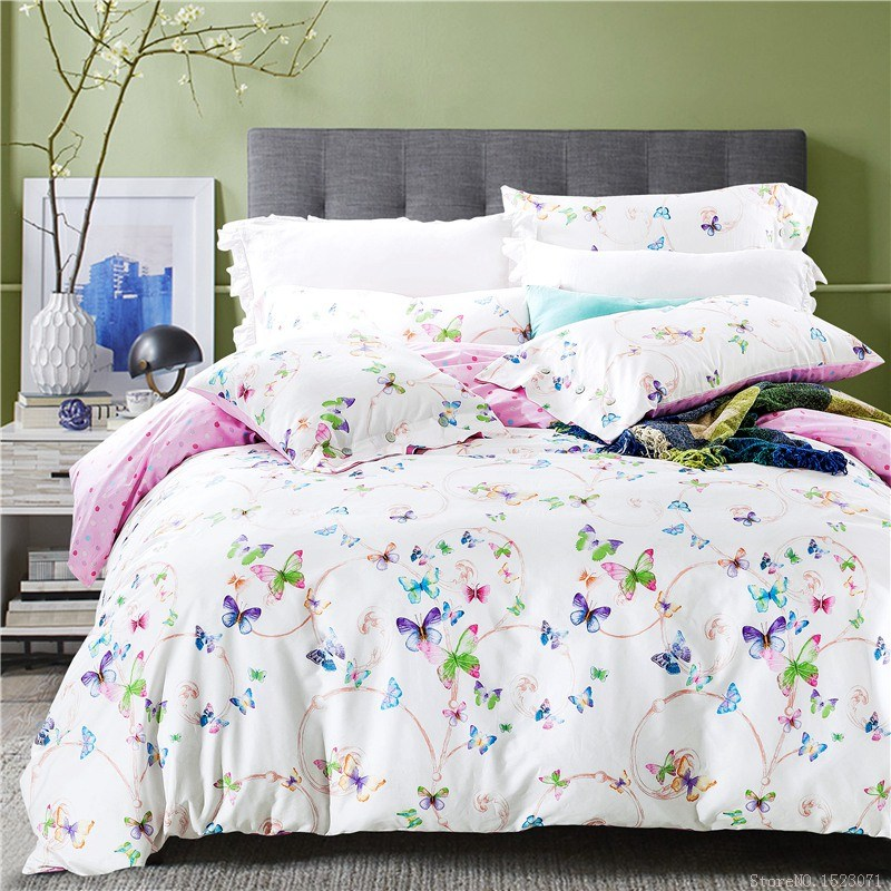 Butterfly Comforter Sets