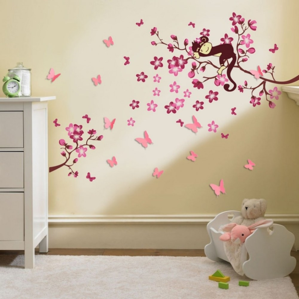 Butterfly Decals For Wall