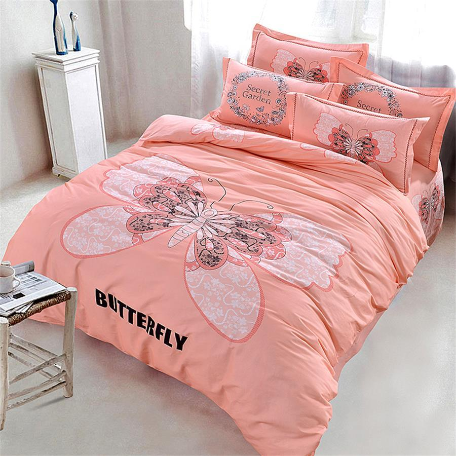 Butterfly Queen Comforter Set