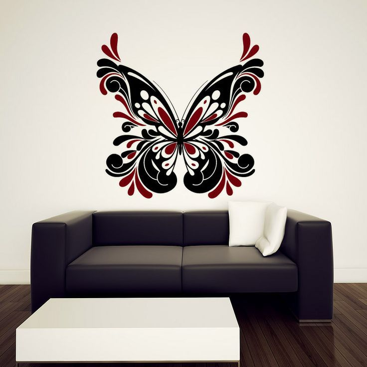 Butterfly Wall Decals Images