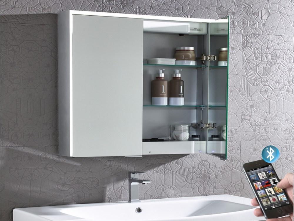 Buy Bathroom Mirror Cabinet