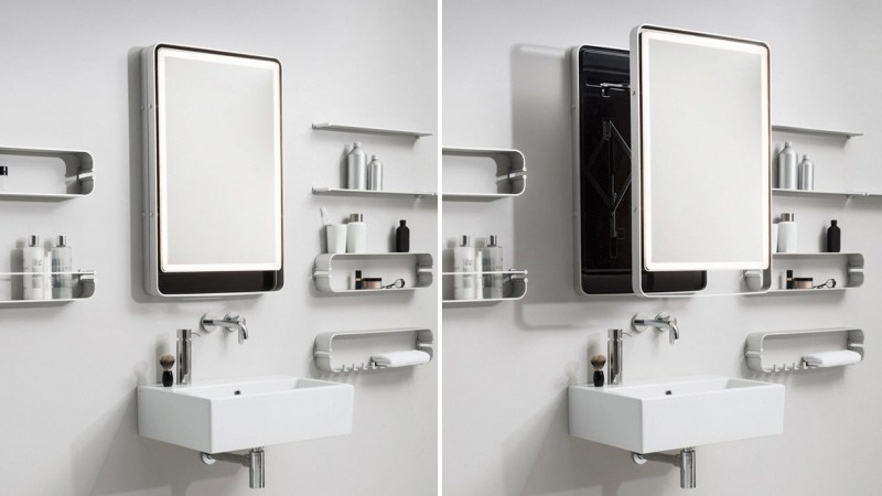 Buy Bathroom Mirror Online India