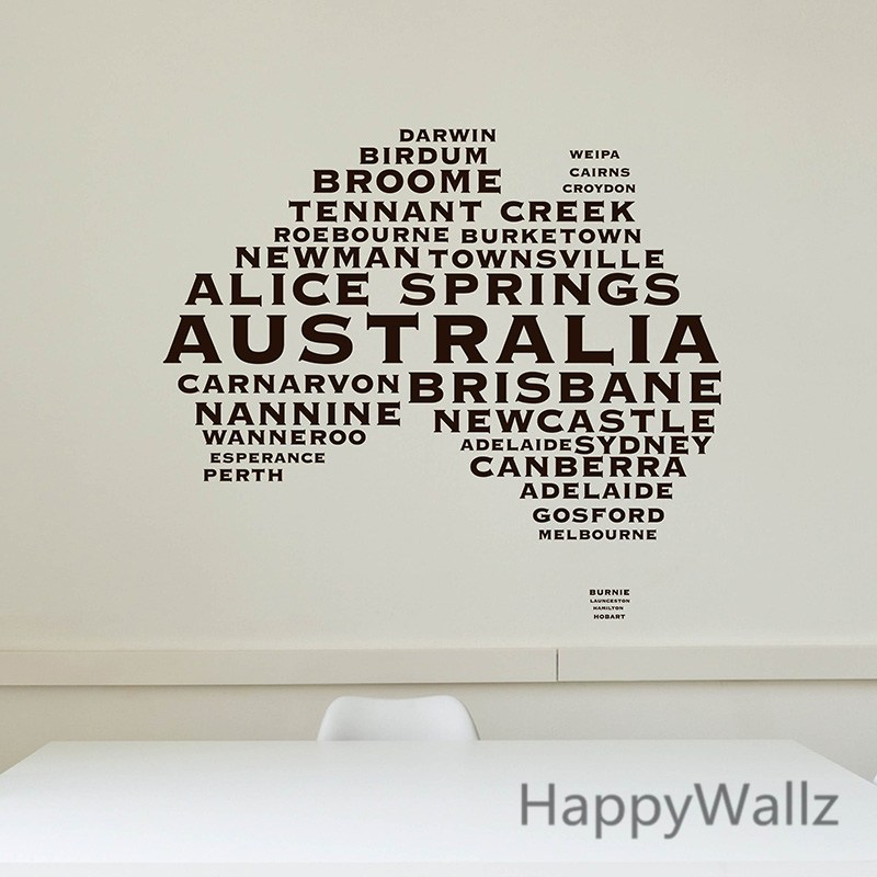 Buy Wall Decals Australia