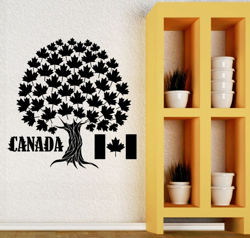 Buy Wall Decals Canada