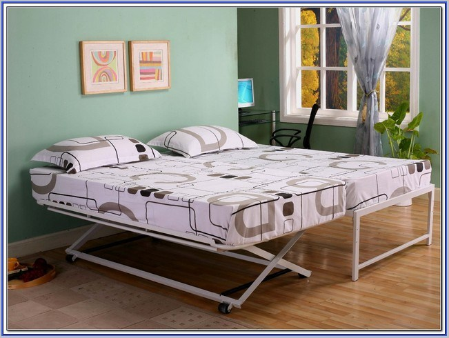 Cafe Kid Trundle Bed