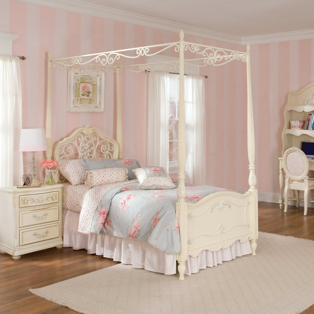 Canopy Bed For Kids