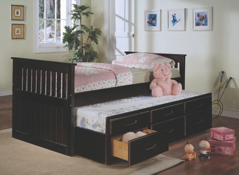 Captains Beds For Kids