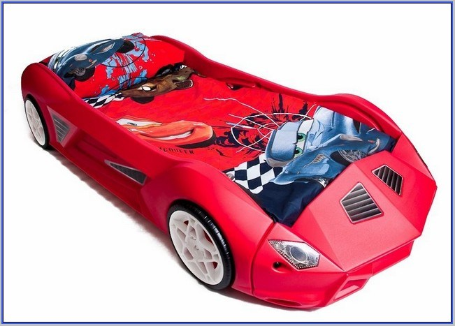 Car Beds For Kids Full Size