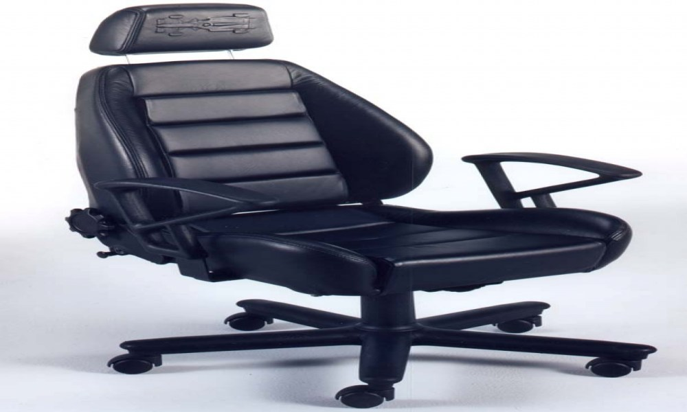 Car Seat Office Chair Diy