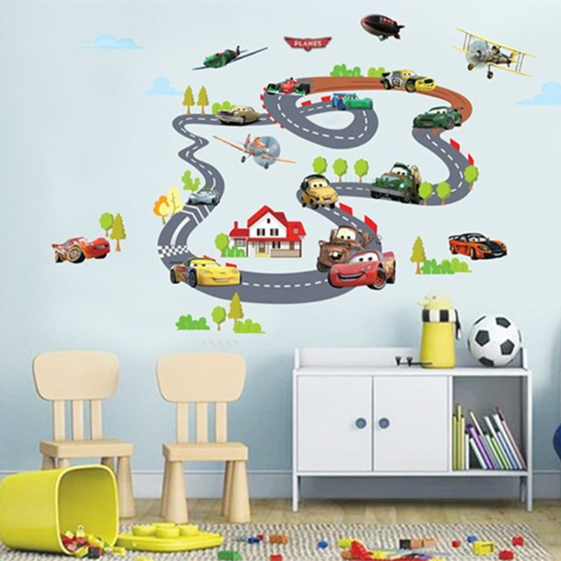 Car Wall Decals For Nursery