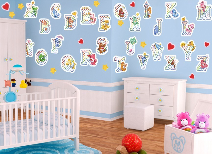 Care Bear Wall Decals