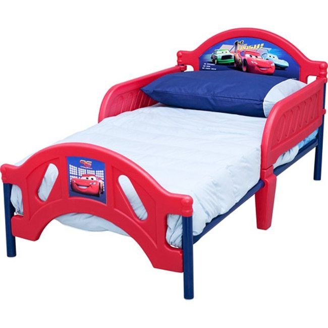 Cars Kid Bed