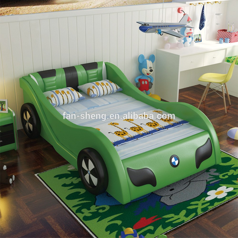 Cartoon Beds For Kids