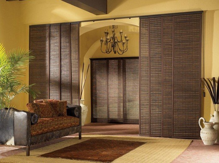 Ceiling Mounted Room Dividers