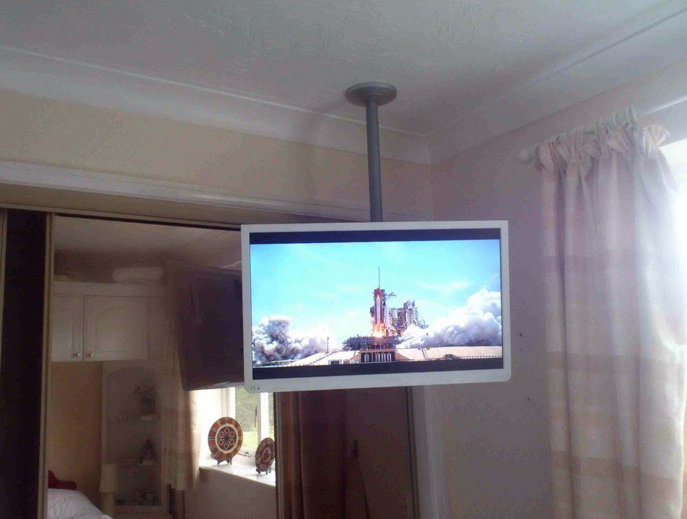 Ceiling Mounted Tv Stands