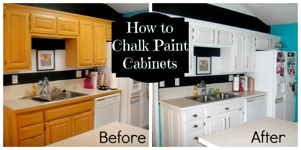 Chalk Paint For Bathroom Cabinets