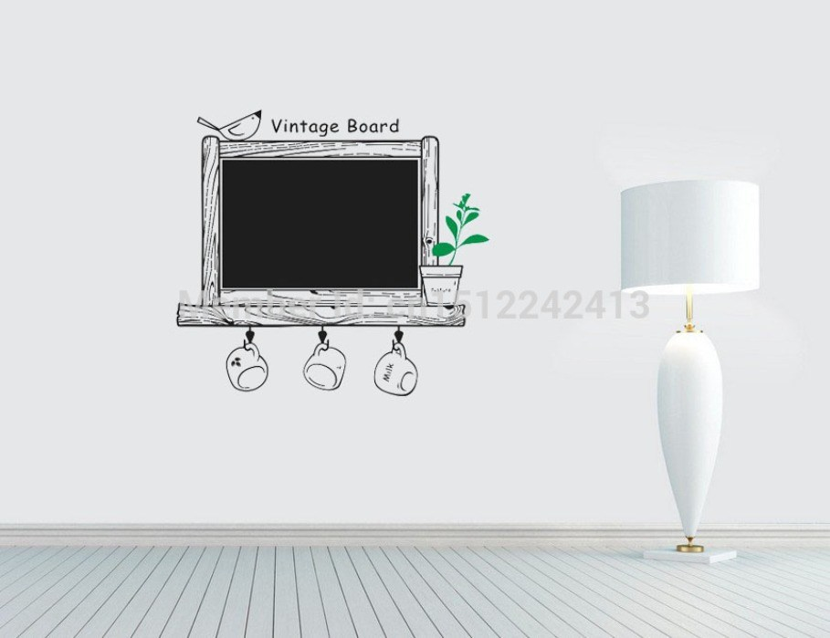Chalkboard Wall Decal Amazon