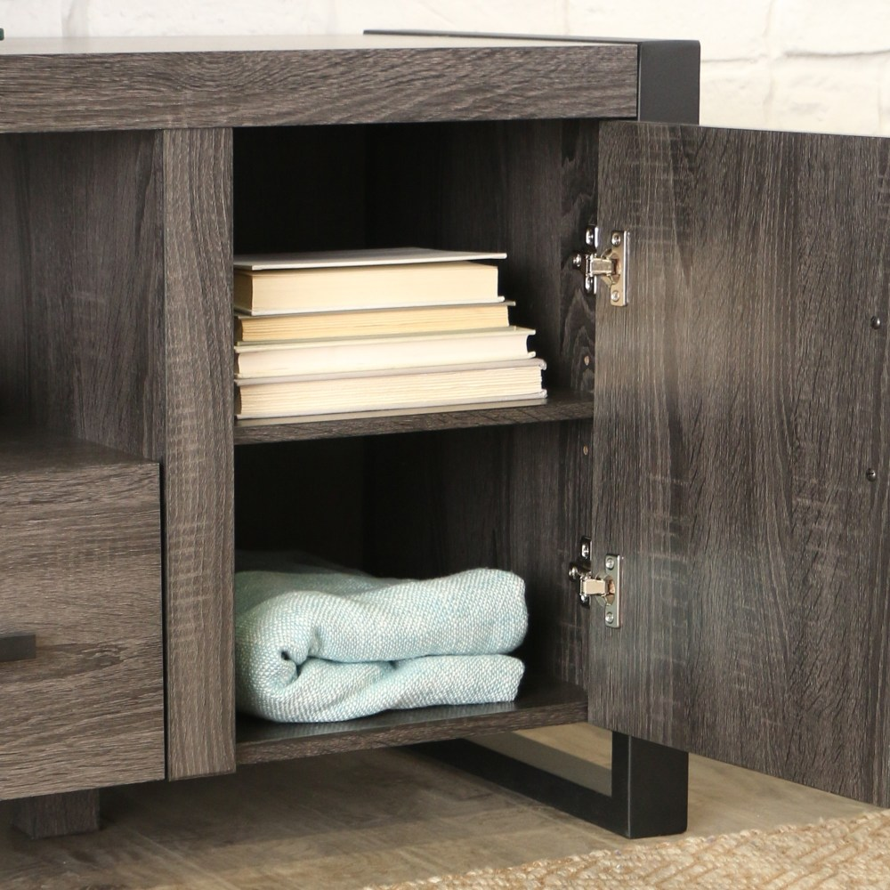 Charcoal Grey Tv Stand