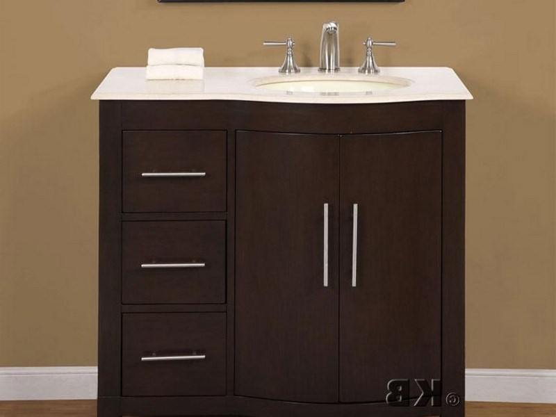Cheap Bathroom Cabinets With Sink
