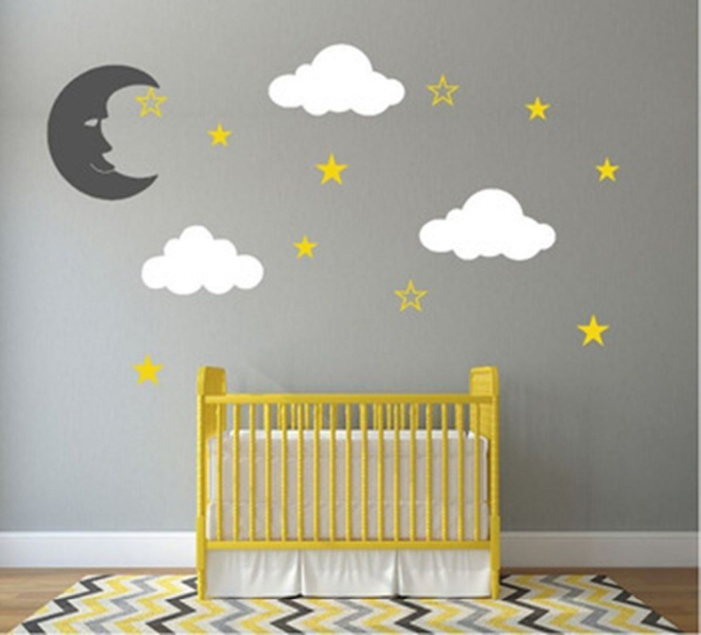 Cheap Wall Decals For Nursery
