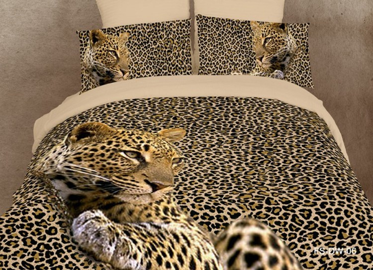 Cheetah Comforter Sets