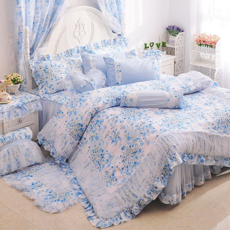 Cherry Blossom Bedding Comforter Set