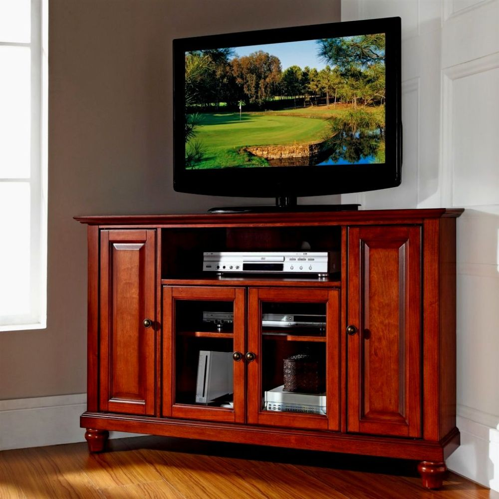 Cherry Tv Stands For Flat Screens