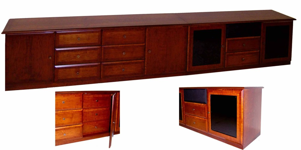 Cherry Tv Stands Furniture