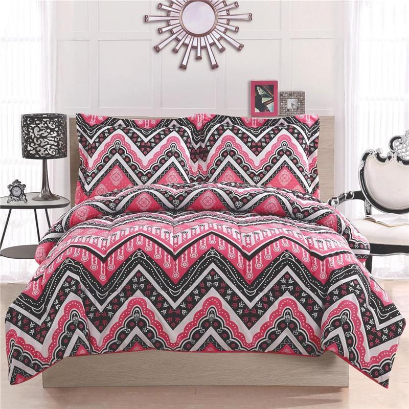 Chevron Comforter Set Queen