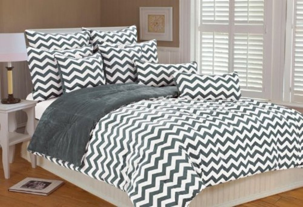 Chevron Comforter Sets