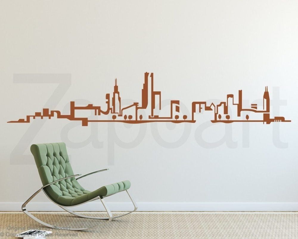 Chicago Bears Wall Decals