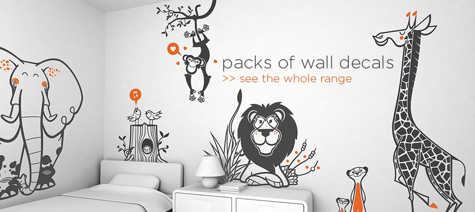 Childrens Wall Decals Australia