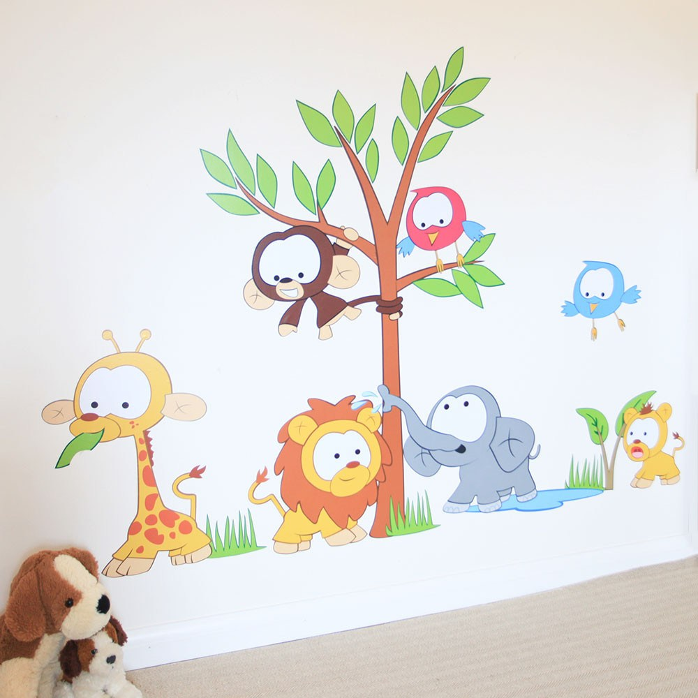 Childrens Wall Decals Uk