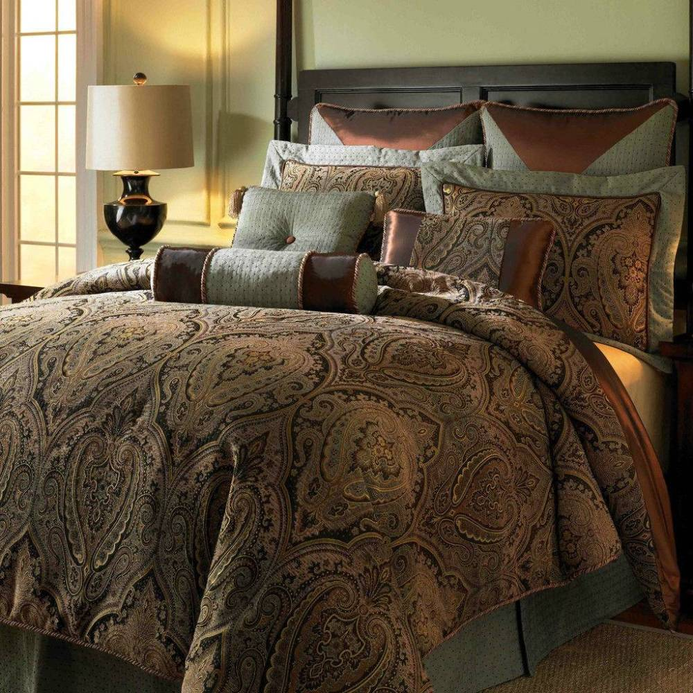 Chocolate Comforter Sets King