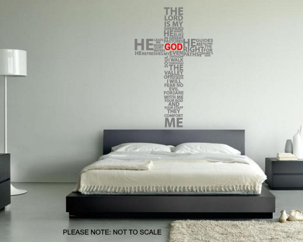 Christian Decals For Walls