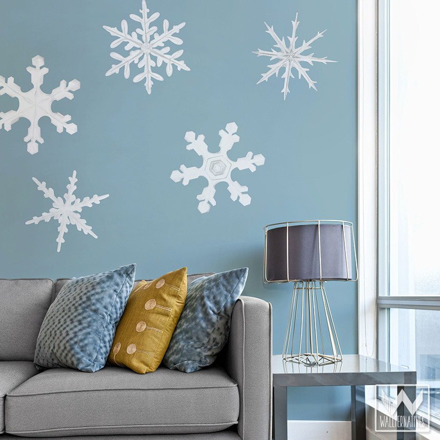 Christmas Wall Decals Removable