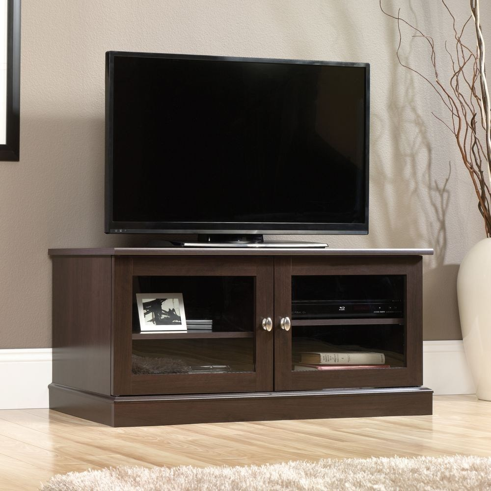Cinnamon Cherry Tv Stand