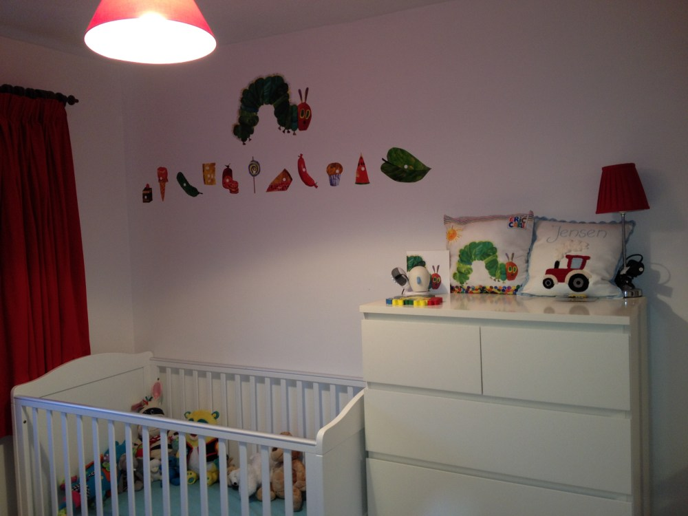 Classic Winnie The Pooh Wall Decals For Nursery
