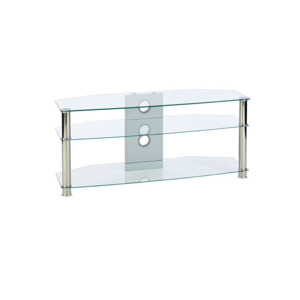 Clear Glass Tv Stand 55 Inch