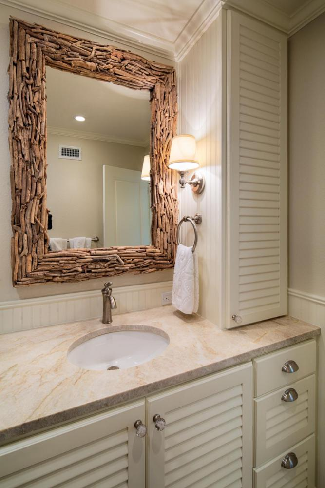 Coastal Bathroom Mirrors