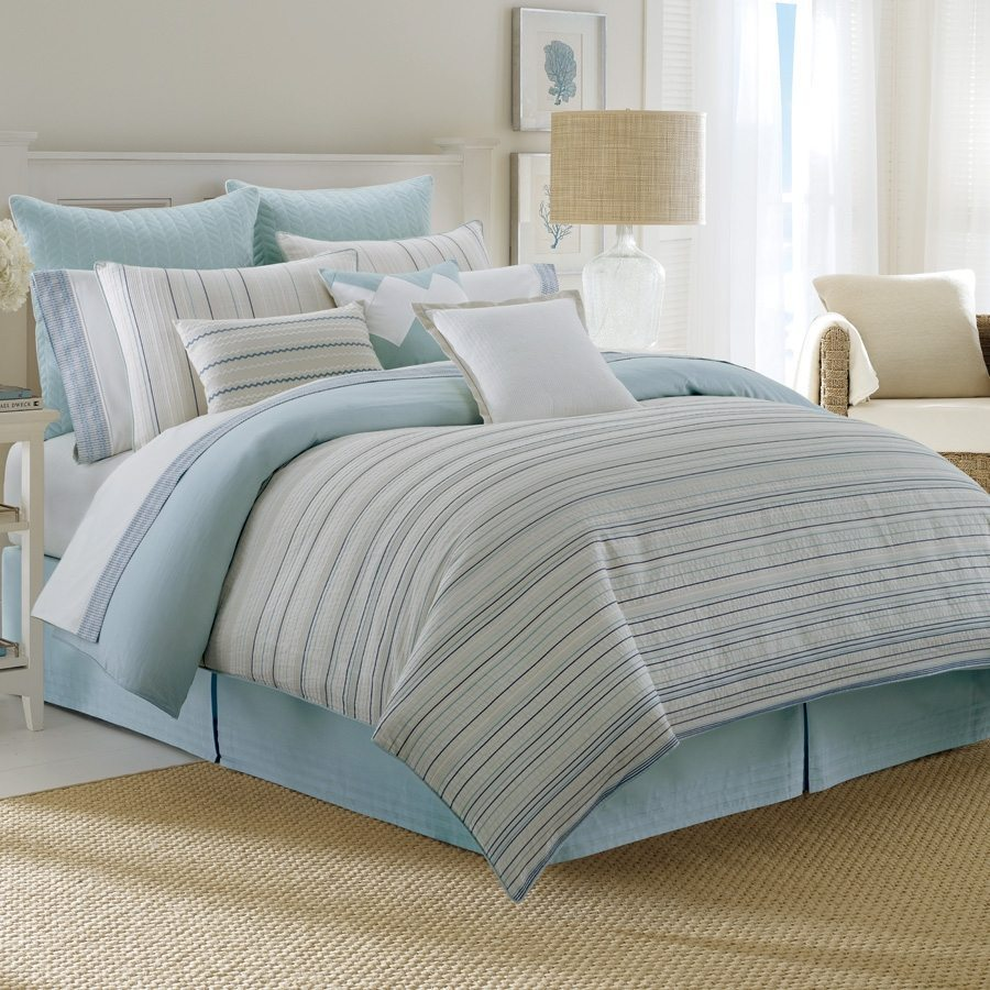 Coastal Comforters Bedding Sets