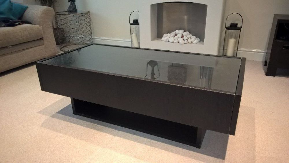 Coffee Table Tv Stand Combo