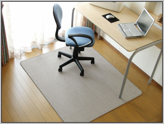 Colored Office Chair Mats